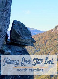 What to see and do at Chimney Rock State Park, North Carolina