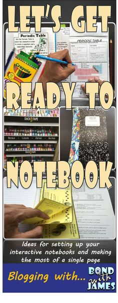 As promised, I have included ideas for setting up your interactive notebook., EDUCATİON, As promised, I have included ideas for setting up your interactive notebook. There is a 15 minute video where I demonstrate how you can make the most . Spanish Interactive Notebook, Interactive Student Notebooks, Science Notebooks, Reading Notebooks, Science Notes, Interactive Learning, 6th Grade Science, High School Science, Science Classroom