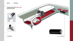 FIAT MULTIPLA on Behance Car Interior Sketch, Car Interior Design, Interior Design Sketches, Industrial Design Sketch, Car Design Sketch, Interior Rendering, Interior Concept, Car Sketch, Automotive Design