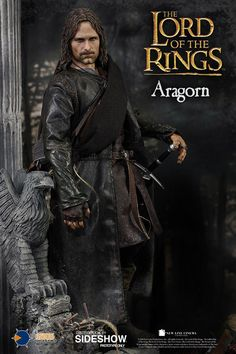 Herr der Ringe Actionfigur 16 Aragorn 30 cm