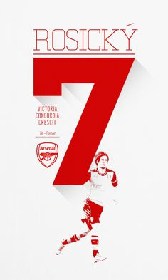 #Rosicky #Arsenal