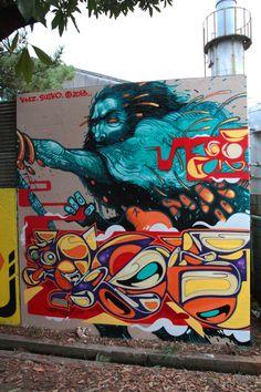Murals Street Art D Street Art Street Art Graffiti Street Artists Hiroshima