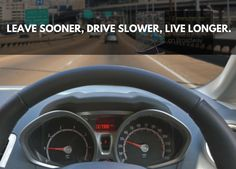 When you drive you're in charge of a fast-moving chunk of metal that can do a lot of damage to you and other people. That's why you have a particular responsibility to do everything you can to be safe and protect the people around you. Remember, Leave sooner, drive slower, live longer.  #DrivinginOxford #DrivingLicense #DrivingSchool #LDA #Lessons #Course #PracticalTest #Oxford #UK #Roads #Tips #DrivingMethods #DrivingAdvice