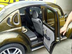 Auto Volkswagen, Vw T1, Volkswagen Transporter, Vw Super Beetle, Beetle Car, Carros Vw, Vw Baja Bug, Ford Capri, Vw Cars