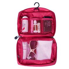 Yepal Waterproof Toiletry Organizer Travel Storage Bag by Yepal >>> To view further, visit now : Travel size items