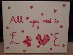 Blake's Valentine's Art
