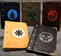 Magic MTG Planeswalker Green eReader & iPad Cover by GeekifyInc