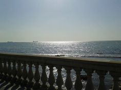 Livorno, Terrazza Mascagni, today.  #missing