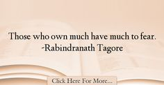 Rabindranath Tagore Quotes About Fear - 21962 Read More http://www.trendquotes.com/rabindranath-tagore-quotes-about-fear-21962/