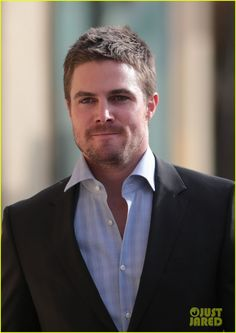 Stephen Amell -- I'd like to see him play Coz in Tortured Soul.