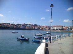El Muelle de Luanco