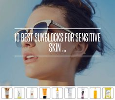 Ole Henriksen Protect the Truth™ SPF Sunscreen - 10 Best Sunblocks for Sensitive Skin . Ole Henriksen, Best Skincare Products, Sensitive Skin Care, Body Wash, Sunscreen, Healthy Skin, Shampoo, Hair Makeup