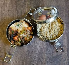 Good gathering of one pot or easily transportable meals for lunch away from home!