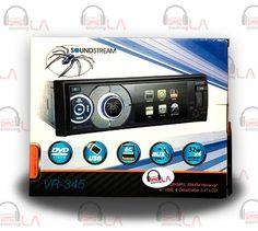Sourcing-LA: SOUNDSTREAM VR-345 DVD/CD/MP3/SD/USB/AUX PLAYER 3....