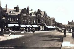 Guiseley, Yorkshire