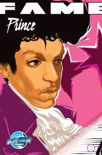 Music Icon Prince Gets Tribute Comic Book Biography - Comic Book Resources