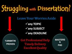 write DISSERTATION and Research Papers upto Masters and PhD by agradewriting