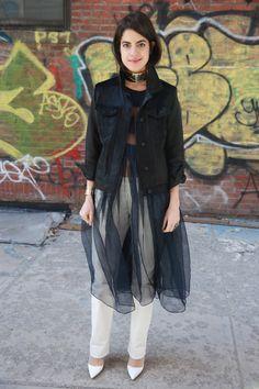 Una de las mejores BLOGGeRs .. La fusión de estilos que ella utiliza ...logran la perfección