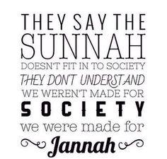 SUNNAH :}