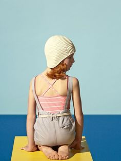 David Hockney's Pool | MilK - Le magazine de mode enfant