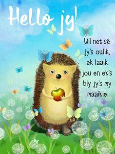 Happy Hedgehog, Hedgehog Pet, Hedgehog Illustration, Cute Cartoon Pictures, Goeie More, Forest Animals, Vintage Postcards, Painted Rocks, Illustrators