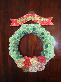 Fuxicos Crochet Earrings, Wreaths, Crafts, Jewelry, Ideas, Handmade Crafts, Everything, Templates, Home