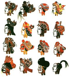 Chinese culture of shadow play