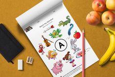 Free Teaching Resources, Sandbox, Apples, Bears, Alphabet, Campaign, Content, Lettering, Medium
