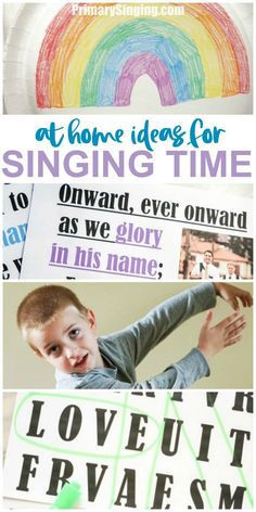 Lds Primary Songs, Primary Singing Time, Primary Activities, Movement Activities, Primary Music, Church Activities, Music Lessons For Kids, Primary Lessons, Lds Music