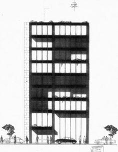 Edificio Banco Simeón | Desiderio Pernas | Vigo (1974)