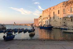 Monopoli - Puglia Italië - www.paperboat.fr
