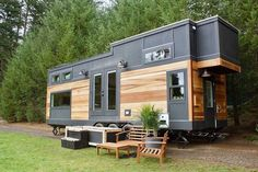 The Big Outdoors tiny house