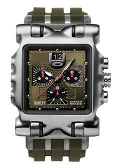 Oakley Unobtainium 10-067 Minute Machine Strap Edition