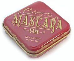 Tin Cake Mascara 1920