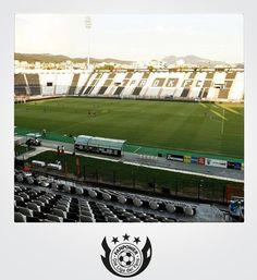 Toumba Stadion | Thessaloniki | Club: PAOK Thessaloniki | Zuschauer: 28.701 Thessaloniki, Greece, Club, Greece Country