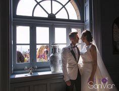 Fotografía de bodas. Interiores.