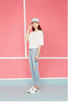 Loose Weight Jeans Vol 25 | Korean Fashion