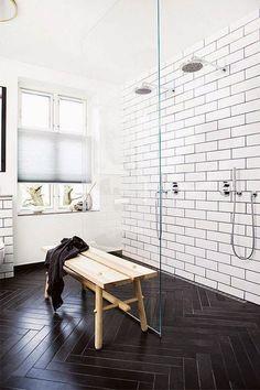 Walk in shower - Con...