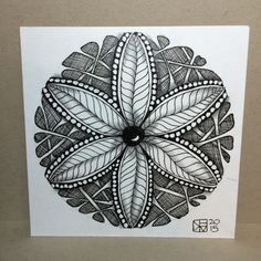Find This Pin And More On Zentangle Patterns By Debbys Daycare Preschool