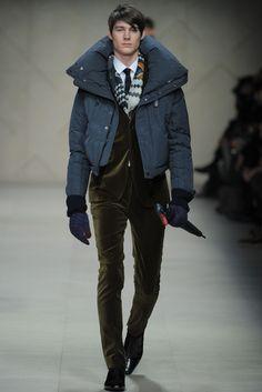 Burberry Prorsum Men Fall/Winter 2012
