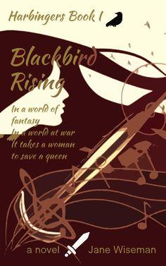 Book I of the Harbingers fantasy series