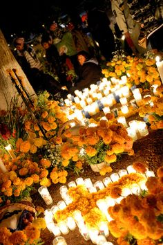 Day of the death in Patzcuaro Michoacán, México // Día de los muertos en Patzcuaro Michoacán #tradicionesmexicanas