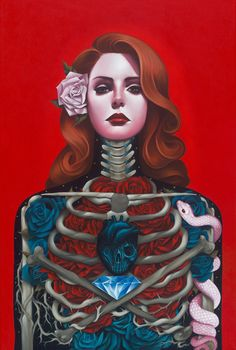 Gustavo Rimada, Paintings.Wow. I am so in love with and blown...