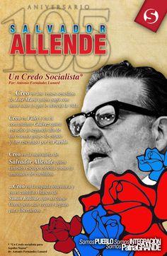 Credo Socialista, Salvador Allende / Construcción del Socialismo del Siglo XXI