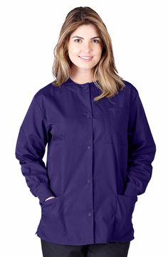 www.smileyscrubs.com Discount Scrubs, Cheap Scrubs, Lab Coats, Medical Uniforms, Medical Scrubs, Scrub Sets, Red And Grey, Rain Jacket