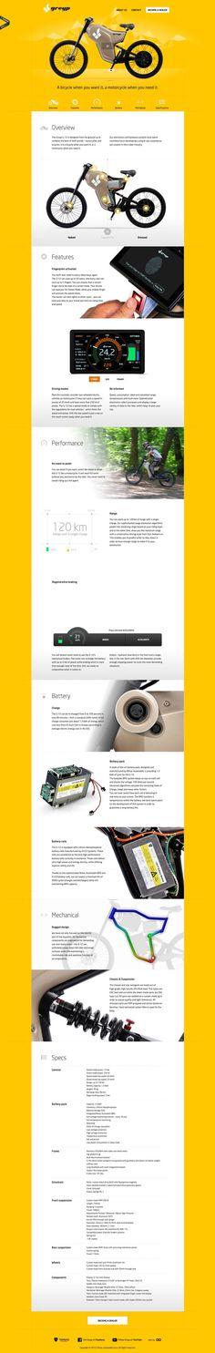Web design inspiration   #1117 Modern Web Design Trends