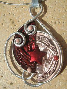 1000 id es sur le th me bijoux en fil d 39 aluminium sur - Que faire avec des capsules de cafe ...