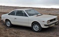 Lancia Beta Coupe Tenerife Strand #cars #coches #carros