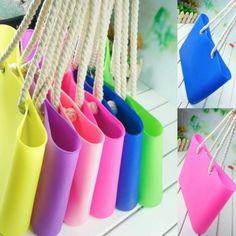 bolsos color neon en tela - Buscar con Google
