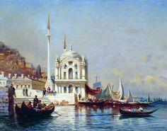 Ortaköy Mosque via nevin kurtay www.armadaistanbul.com www.armadaistanbulculture.com